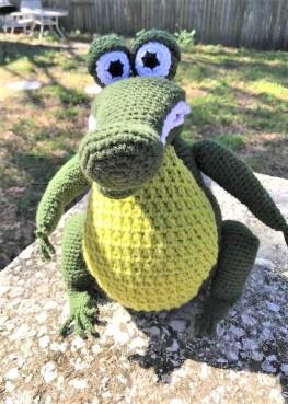 gator-stuffed